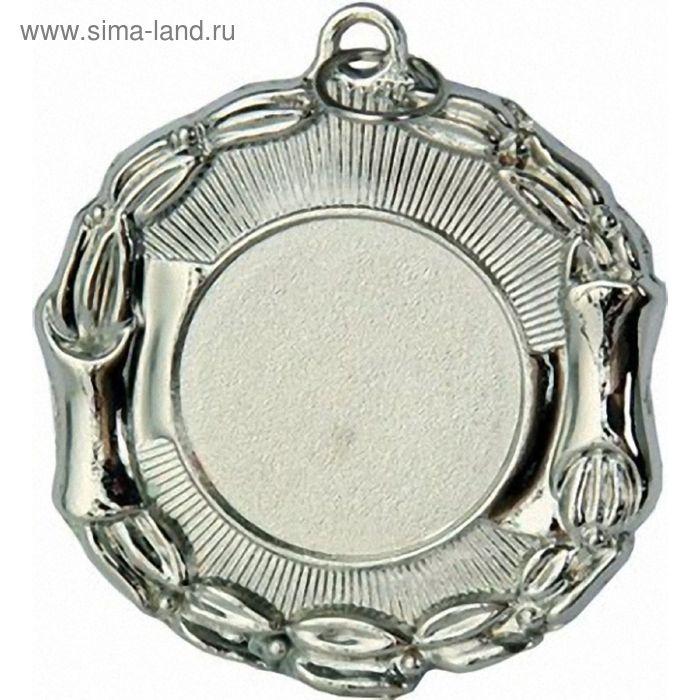 Медаль MD013/S, d=45 мм, место под эмблему 25 мм