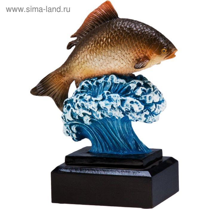 Фигурка литая Рыболовство RFST2092, h=17 см