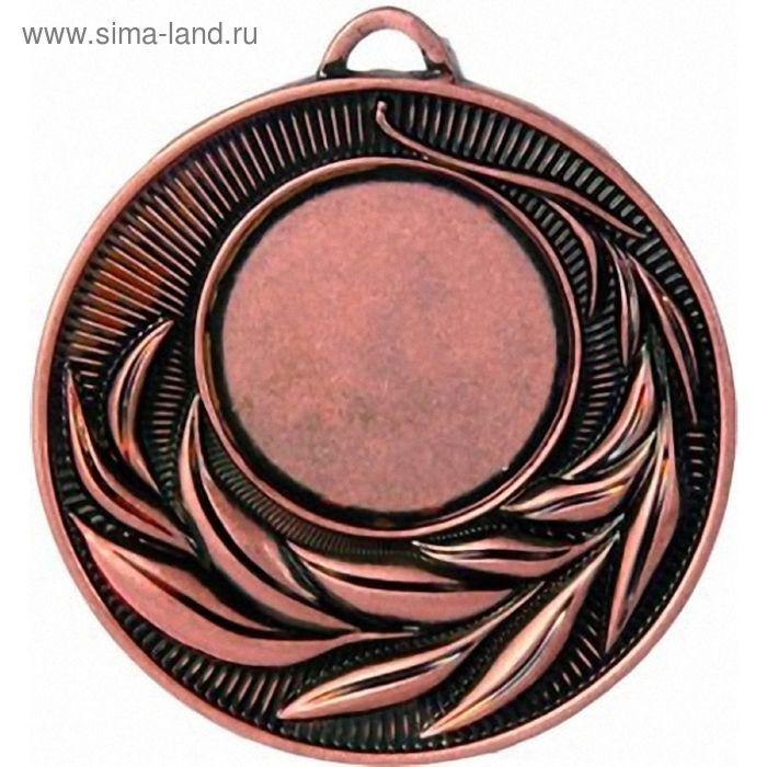 Медаль MD1250/B, d=50 мм, место под эмблему 25 мм