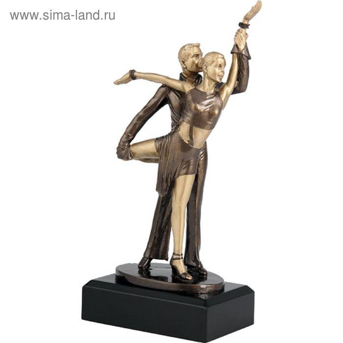 Фигурка литая Танцы RFXR1537/BR, h=24 см