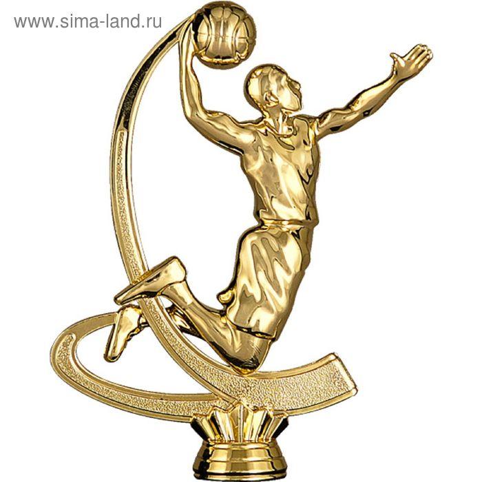 Фигурка пластиковая Баскетбол h=15 см, F227/G