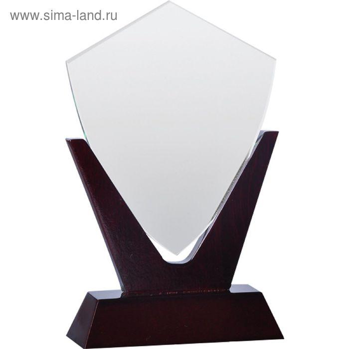 Награда хрустальная h=22 см, GW200-22