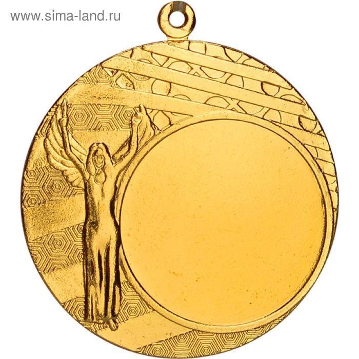 Медаль MMC0940/G, d=40 мм, место под эмблему 25 мм