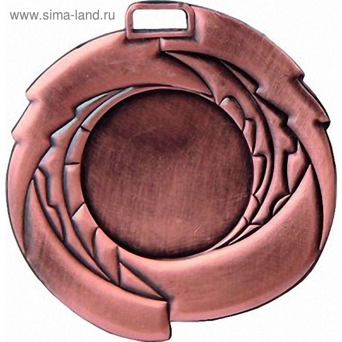 Медаль MMC10050/B, d=50 мм, место под эмблему 25 мм