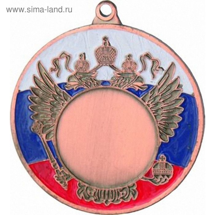Медаль MMC1650/B, d=50 мм, место под эмблему 25 мм
