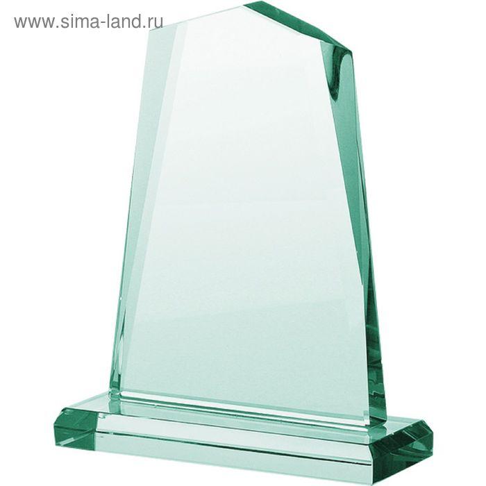 Награда хрустальная h=24 см, футляр в комплекте G033A/FP
