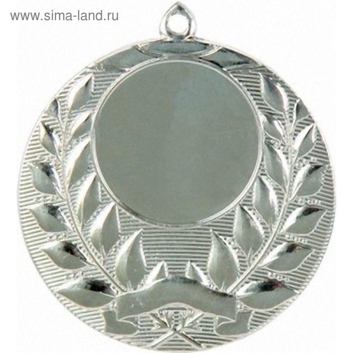 Медаль MMC1750/S, d=50 мм, место под эмблему 25 мм