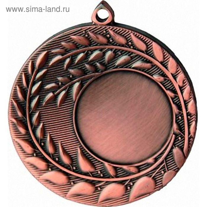 Медаль MMC1850/B, d=50 мм, место под эмблему 25 мм