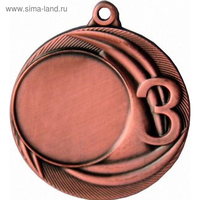 Медаль MMC2040/B, d=40 мм, место под эмблему 25 мм
