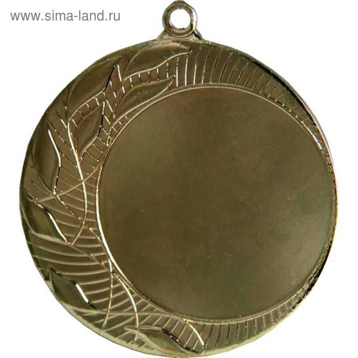 Медаль MMC2071/G, d=70 мм, место под эмблему 50 мм