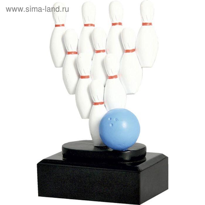 Фигурка литая Боулинг RFST2037, h=15.5 см