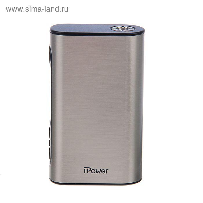 Боксмод iPower (5000 mAh, 80 W) (Стальной)