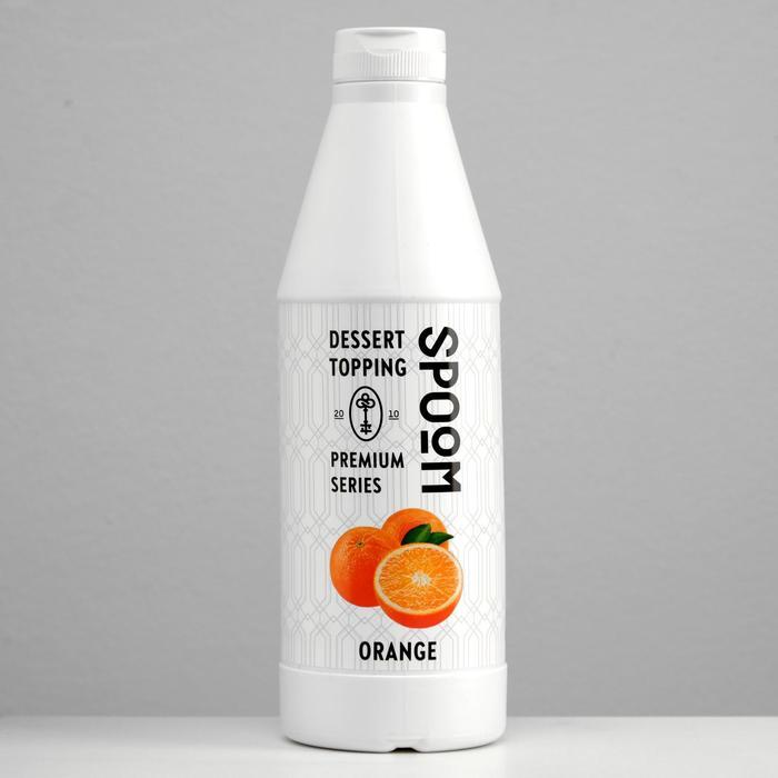 "Топпинг ""Апельсин"" ТМ Spoom. 1 кг"