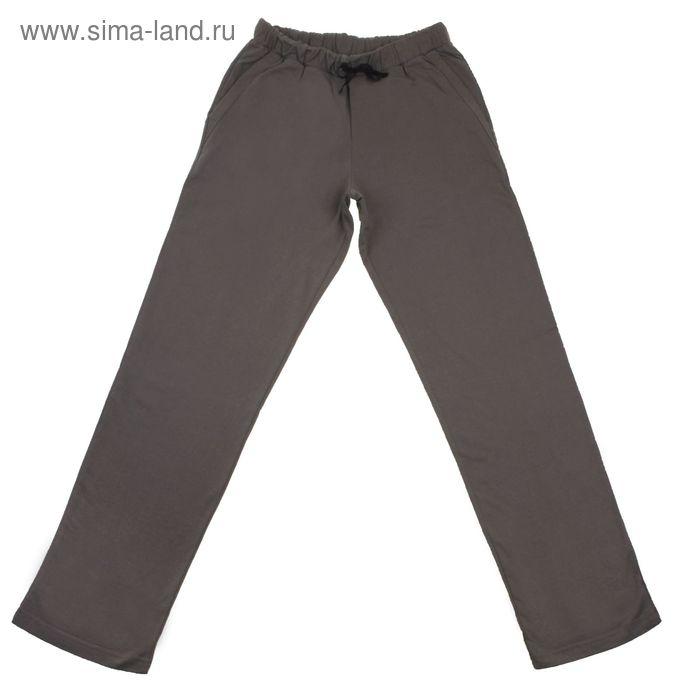 Брюки мужские 03М015 серый, р-р 46