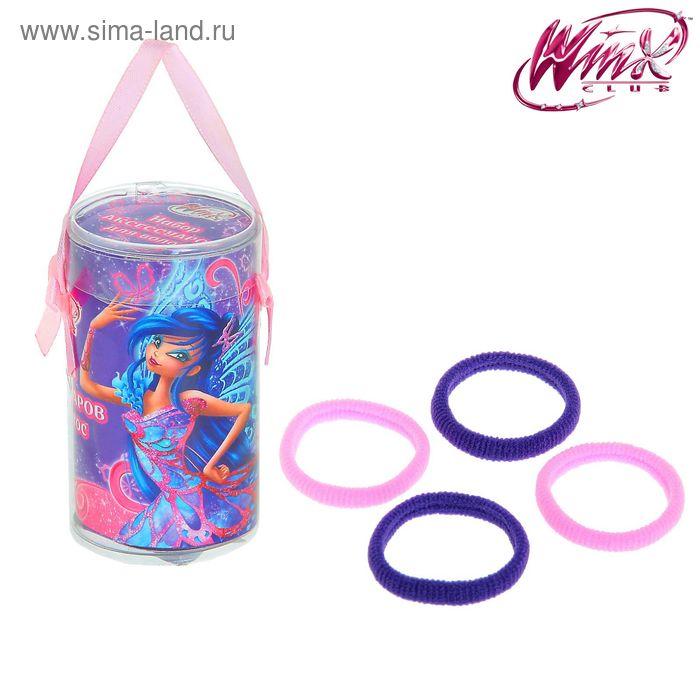 Набор резинок в тубусе Феи ВИНКС: Муза, 12 шт., 5 х 8,5 см