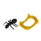 Карнавальный набор, 2 предмета: челюсть, муравей, цвета МИКС