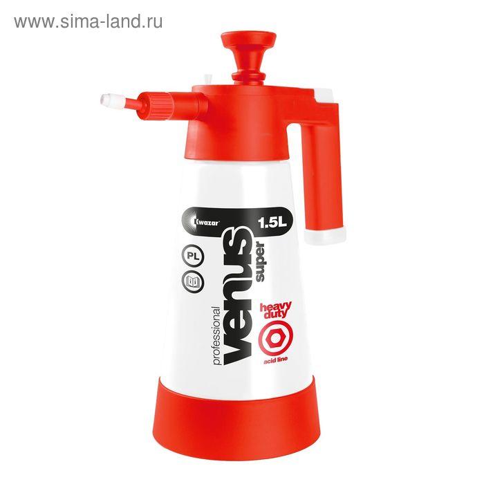 Опрыскиватель помповый VENUS PRO+ HD ACID 1,5 л (для кислот)
