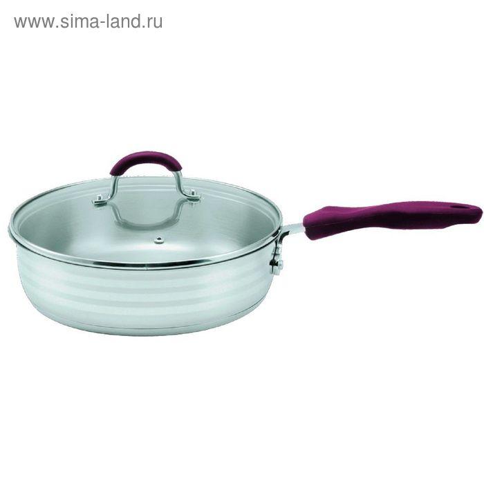Сковорода c крышкой 24 см, Optimale