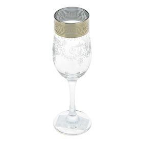 """Бокал для шампанского """"Гравировка"""" 200 мл"""