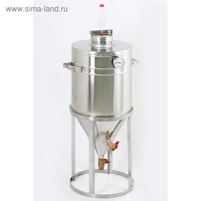 Пивоварня  МАГАРЫЧ, 32 л с гидрозатвором