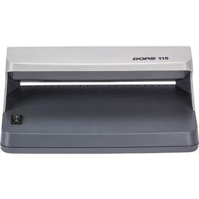 Детектор банкнот DORS 115 просмотровый ультрафиолетовый