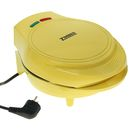 Кексопечка ZIMBER 10804-ZM, 1000 Вт, желтая