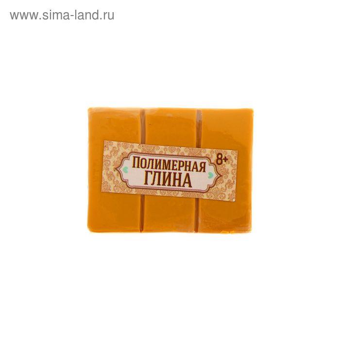 Полимерная глина 30 гр, цвет терракот