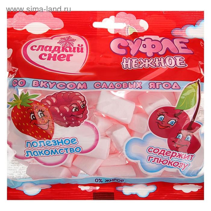 """Суфле """"Сладкий снег"""" со вкусом садовых ягод 85 г"""