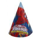 "Колпаки ""Человек-Паук"" (набор 6 шт) / Ultimate Spiderman Web Warriors"