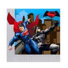 "Салфетки бумажные ""Бэтмен против Супермена"", 33 х 33 см, набор 20 шт."