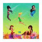 "Скатерть Fairies Magic ""Феи"", 120 × 180 см"
