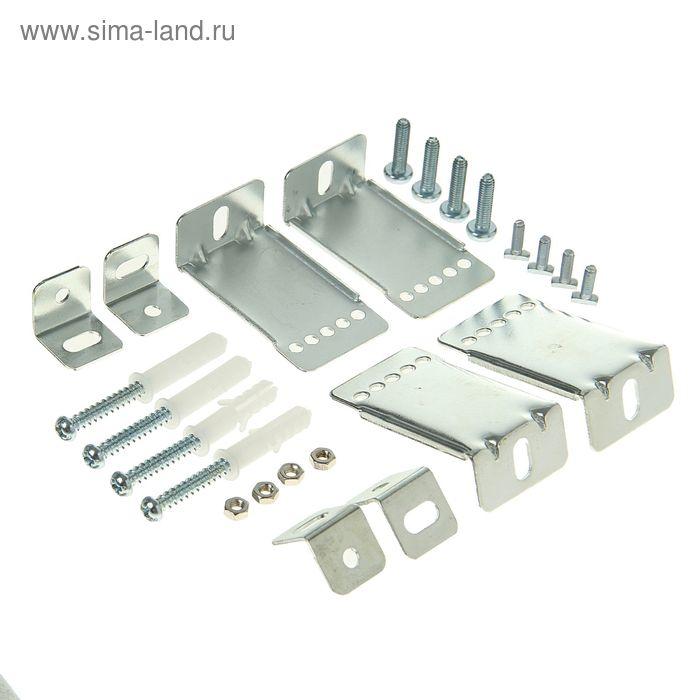 Комплект подвесов для светодиодной панели LP-КПП-Д, потолочный, длинный
