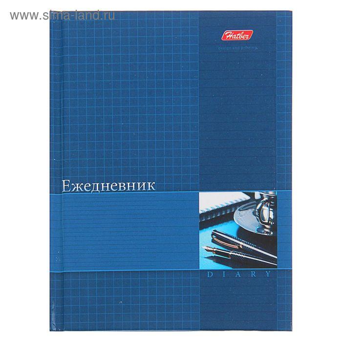 """Ежедневник недатированный А6 160 листов """"WorkBook"""", твердая обложка"""
