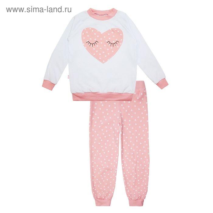 Пижама для девочки, рост 122 см 16552