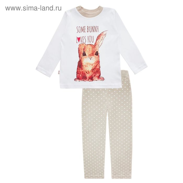 Пижама для девочки, рост 92 см 16650