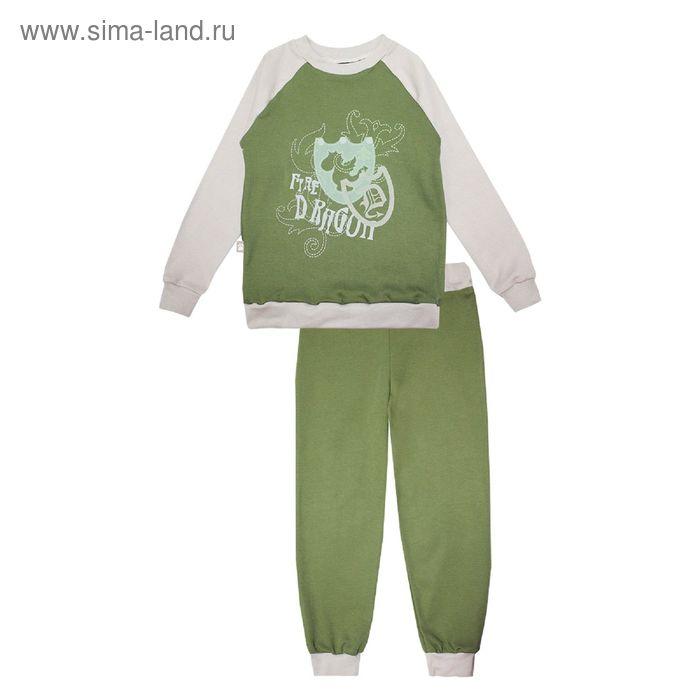 Пижама для мальчика, рост 122 см 16653