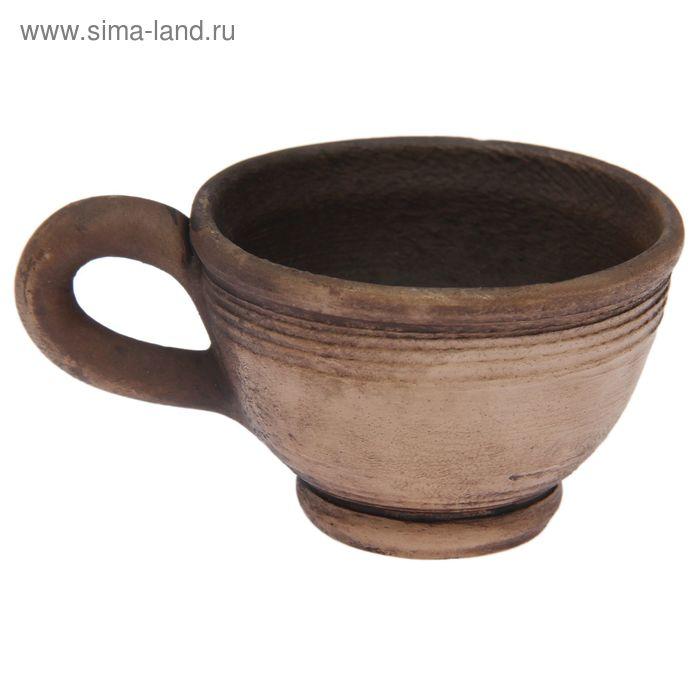 """Чашка широкая """"Этно"""" 0,1 л"""