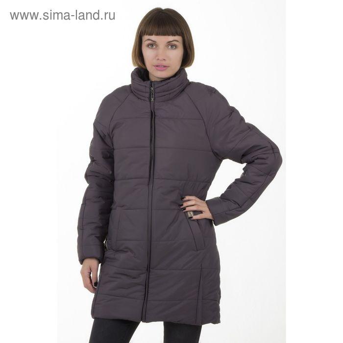 Куртка женская, размер 44, рост 168, цвет асфальт (арт. 71)