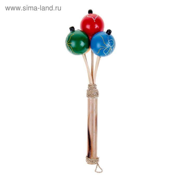 Маракас 5 шариков арт. 103067