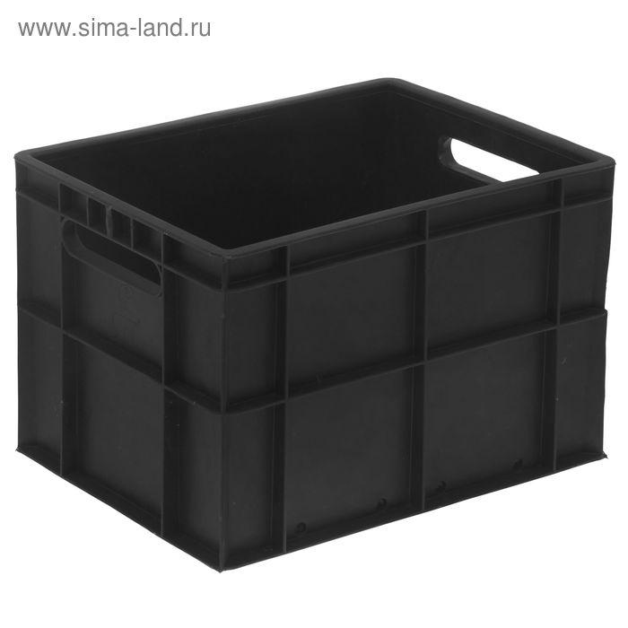 Ящик универсальный, для пищевых продуктов, 40х30х27 см