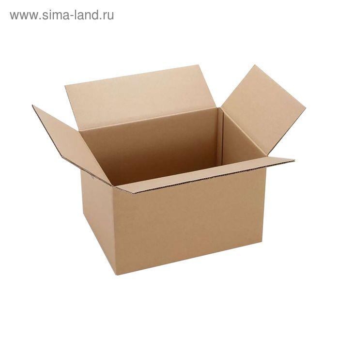 Коробка картонная 38 х 23 х 18 см