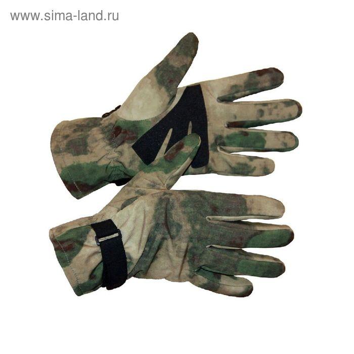 Перчатки из софтшелла МПА-54 мох  M