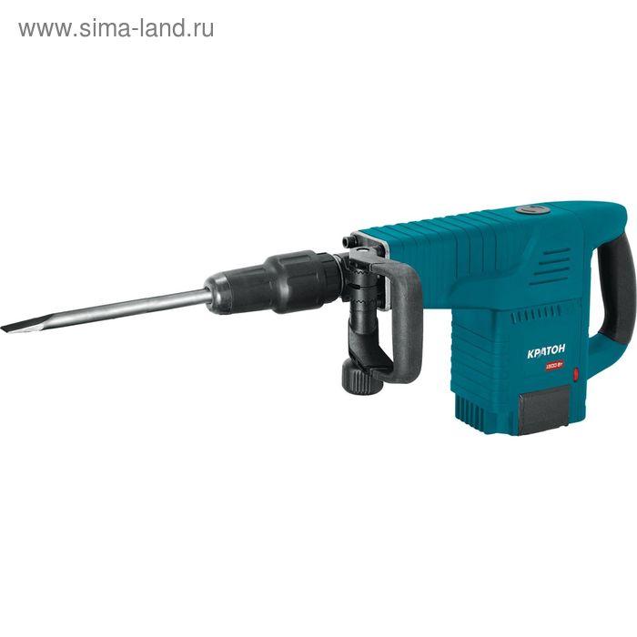 """Молоток отбойный """"Кратон"""" DHE-1500, 1500 Вт"""