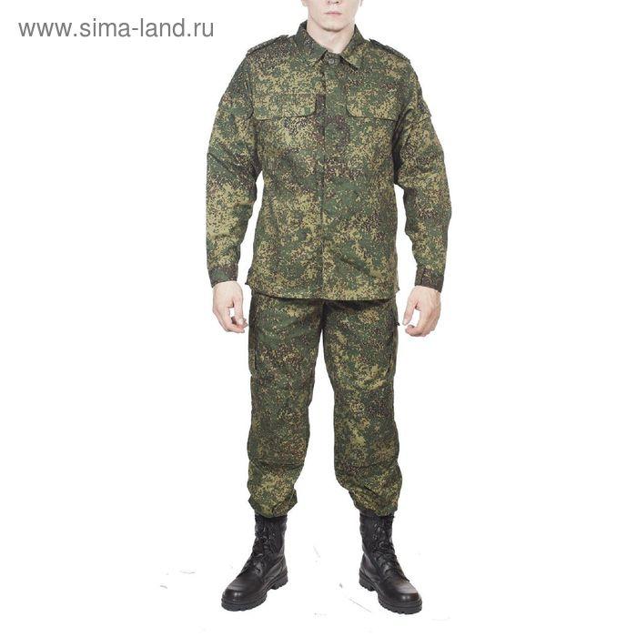 Костюм летний МПА-20 полевой (ВК М-192) зел. цифра МО Грета 54/4