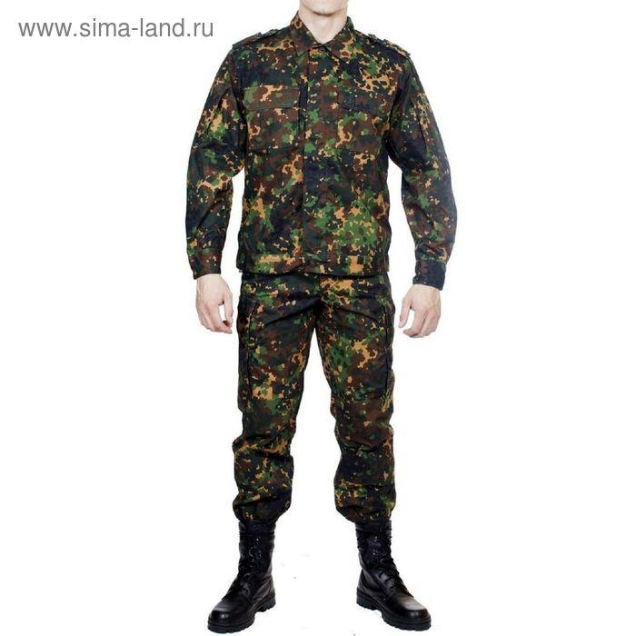Костюм летний МПА-24 (Спецназ) КМФ излом тк. Мираж 62/6