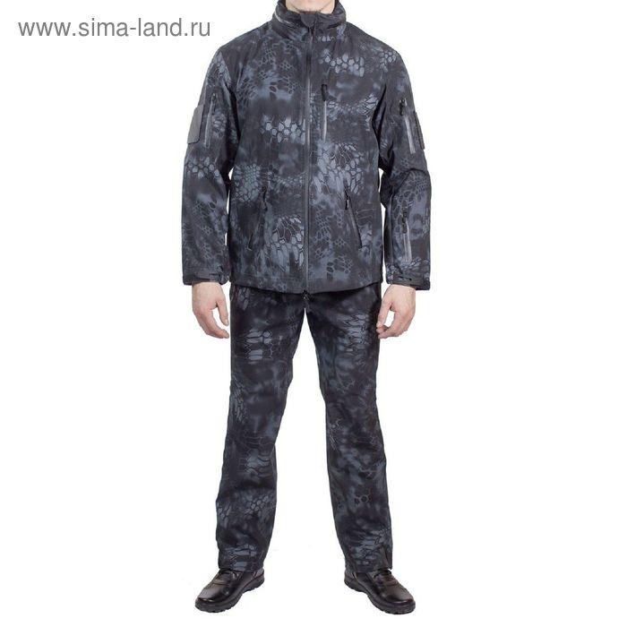 Костюм влагозащ МПА-25 (курточная мембрана) питон ночь 50/3