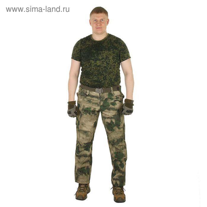 Брюки МПА-41 (тк.Софтшелл) КМФ мох 62/4