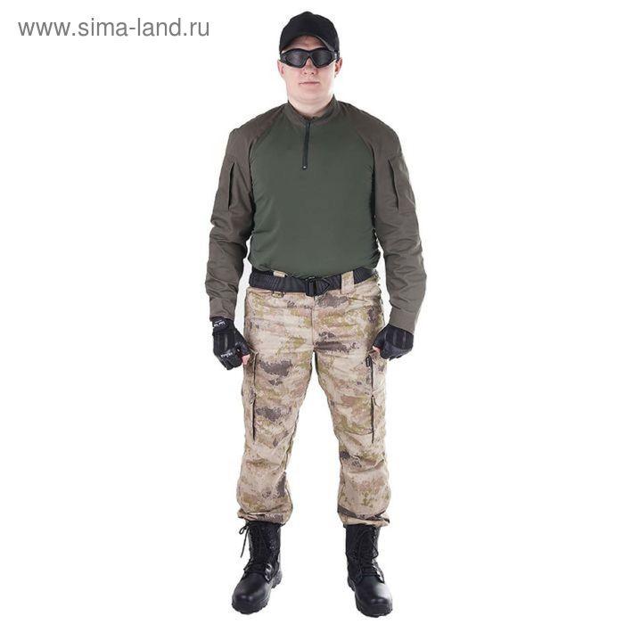 Брюки МПА-52 (тк.Мираж) песок 50/3