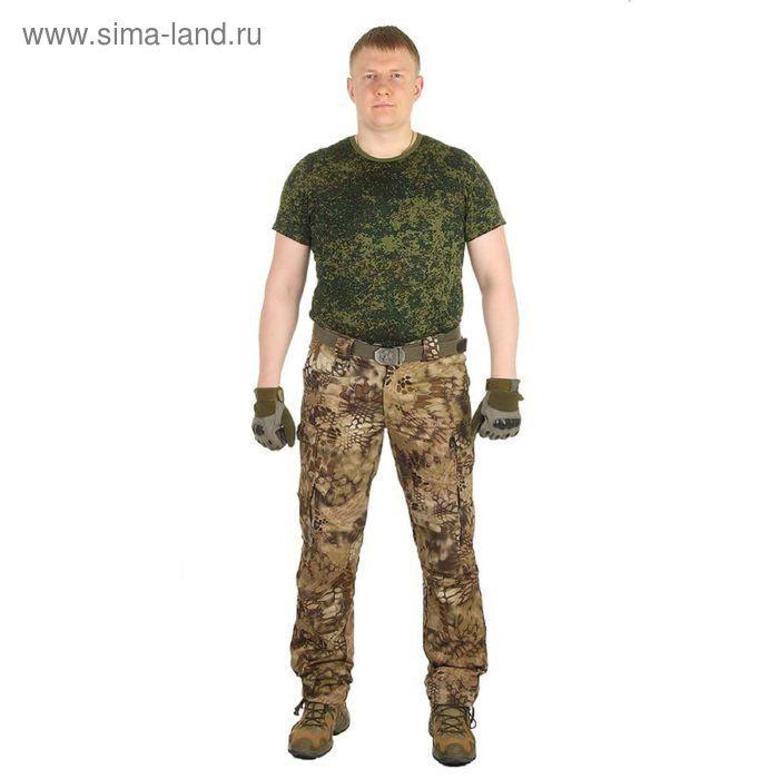 Брюки МПА-52 (тк.Мираж) питон скала 50/3