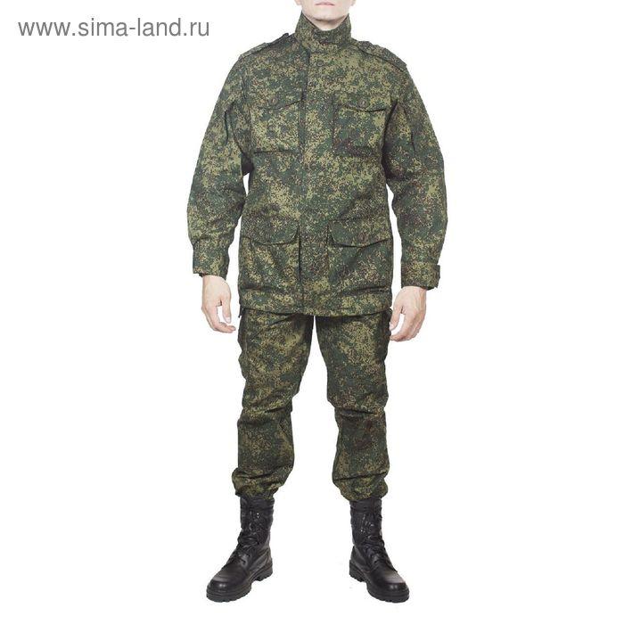 Костюм летний МПА-23 (Парашютист) КМФ зеленая цифра МО Мираж-210 48/4